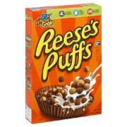 General Mills Céréales Reese's Peanut Butter Puffs - 368 Gr