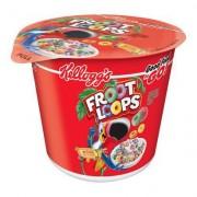Kellog's Froot Loops Single Serve Cup - 41 Gr