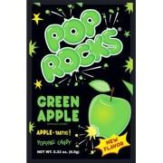 Pop Rocks Sucre pétillant gout pomme verte - 9.5 Gr