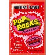 Pop Rocks Sucre pétillant gout cerise - 9.5 Gr