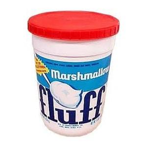 Fluff Vanille Maxi Pot - 454 Gr