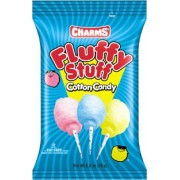 Charms Fluffy Stuff barbe a papa - 71 Gr
