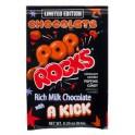 Pop Rocks Chocolat pétillant - 9.5 Gr