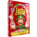 General Mills Céréales Lucky Charms - Regular Size - 326 Gr