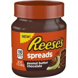 Pate à tartiner Reese's peanut butter et chocolat - 368 Gr