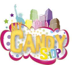 Logo My Candy Shop